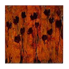 FLOWER~Sweet Tulip Truffles-100M~ Tile Coaster