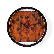 FLOWER~Sweet Tulip Truffles-100M~ Wall Clock