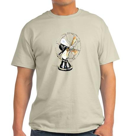 Riyah-Li Designs Vintage Fan Light T-Shirt