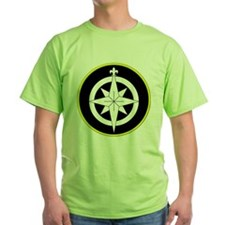 Northshield Populace Green T-Shirt