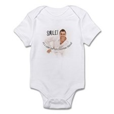 Adrian Paul Infant Bodysuit