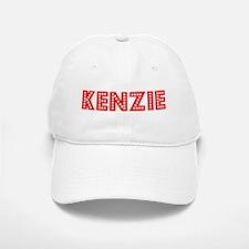 Retro Kenzie (Red) Baseball Baseball Cap