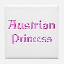 Austrian Princess Tile Coaster