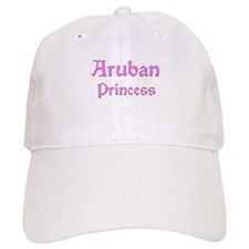 Aruban Princess Baseball Cap