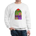 God Is A Myth Heavy Sweatshirt