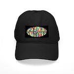 God Is A Myth Baseball Cap Hat