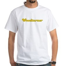 Retro Woodturner (Gold) Shirt