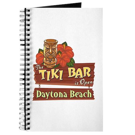 Daytona Beach Tiki Bar - Journal