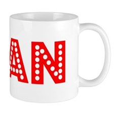 Retro Kian (Red) Mug