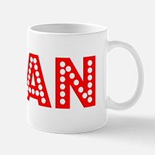 Retro Kian (Red) Mug
