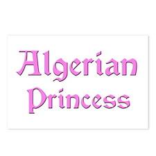 Algerian Princess Postcards (Package of 8)