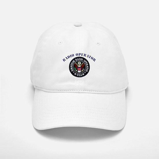 Radio Operator Baseball Baseball Cap