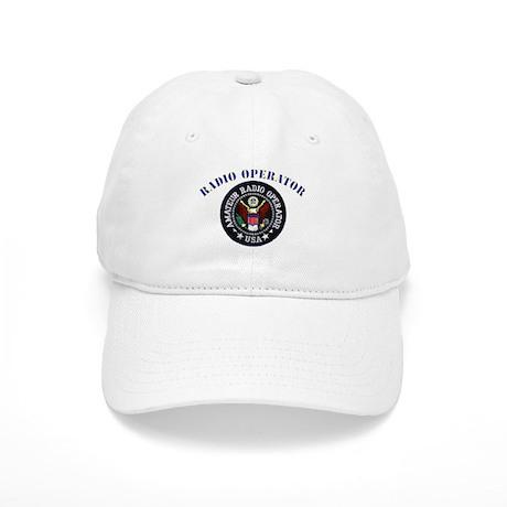 Radio Operator Cap