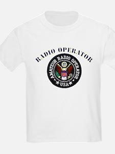 Radio Operator T-Shirt