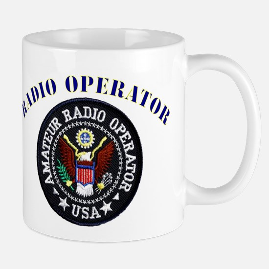 Radio Operator Mug