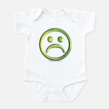 Sad Face Infant Bodysuit