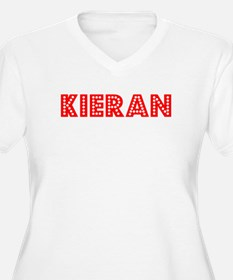 Retro Kieran (Red) T-Shirt