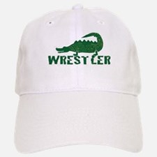 Alligator Wrestler Baseball Baseball Cap