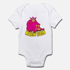 Makin' Bacon Infant Bodysuit