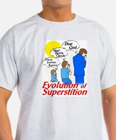 Superstition Evolved Tagless T-Shirt (G)