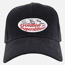 Superstition Evolved Baseball Cap Hat