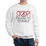 Stop Praying Heavy Sweatshirt