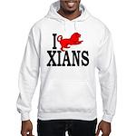 I Roman Lion Xians Hooded Sweatshirt