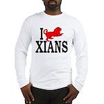 I Roman Lion Xians Long Sleeve Shirt
