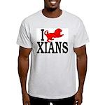 I Roman Lion Xians Tagless T-Shirt (G)