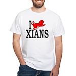 I Roman Lion Xians Tagless T-Shirt (W)