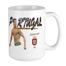 Large Ronaldo Mug