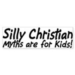 Myths Are For Kids Bumper Sticker