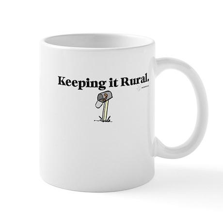 keepingitrural Mugs