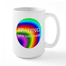 Reading World Mug
