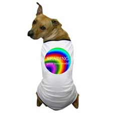 Reading World Dog T-Shirt