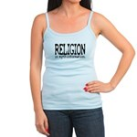 Religion Myth-Info Jr Spaghetti Tank