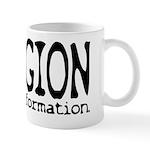Religion Myth-Info Small 11oz Mug