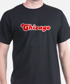 Retro Chicago (Red) T-Shirt