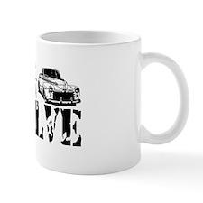 Convertible Hotrod Mug