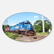 Spirit Of Conrail Oval Decal