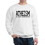 Atheism Myth-Under Heavy Sweatshirt