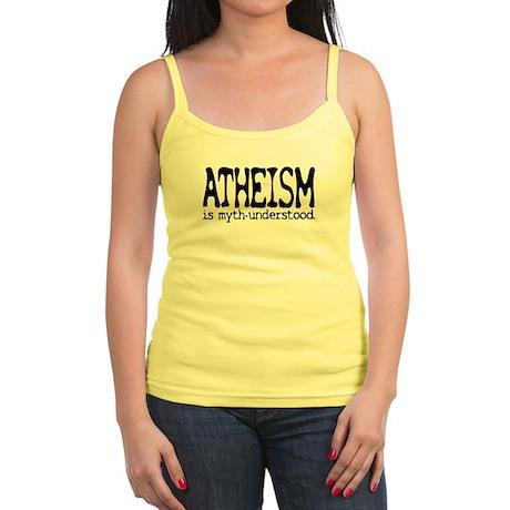 Atheism Myth-Under Jr Spaghetti Tank