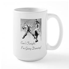 Going Dancing Ceramic Mugs