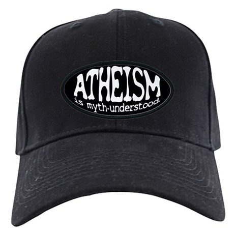 Atheism Myth-Under Baseball Cap Hat