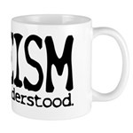 Atheism Myth-Under Small 11oz Mug