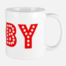 Retro Koby (Red) Mug
