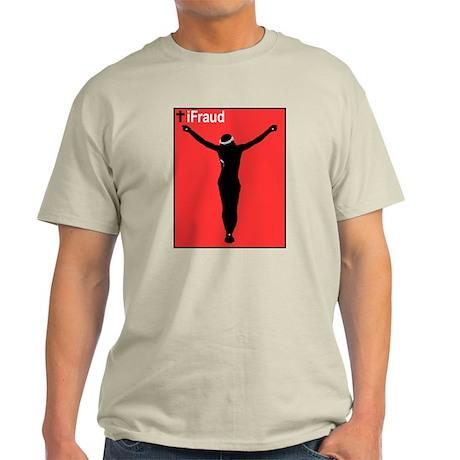 iFraud Jesus Christ Tagless T-Shirt (G)