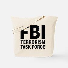 FBI Tote Bag