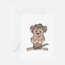 Cute Little Mole Greeting Cards (Pk of 20)