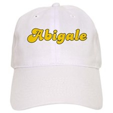 Retro Abigale (Gold) Baseball Cap